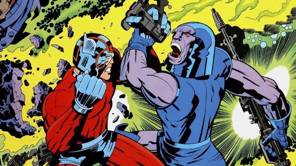 DC-epos 'The New Gods' weer een stap dichter bij de werkelijkheid