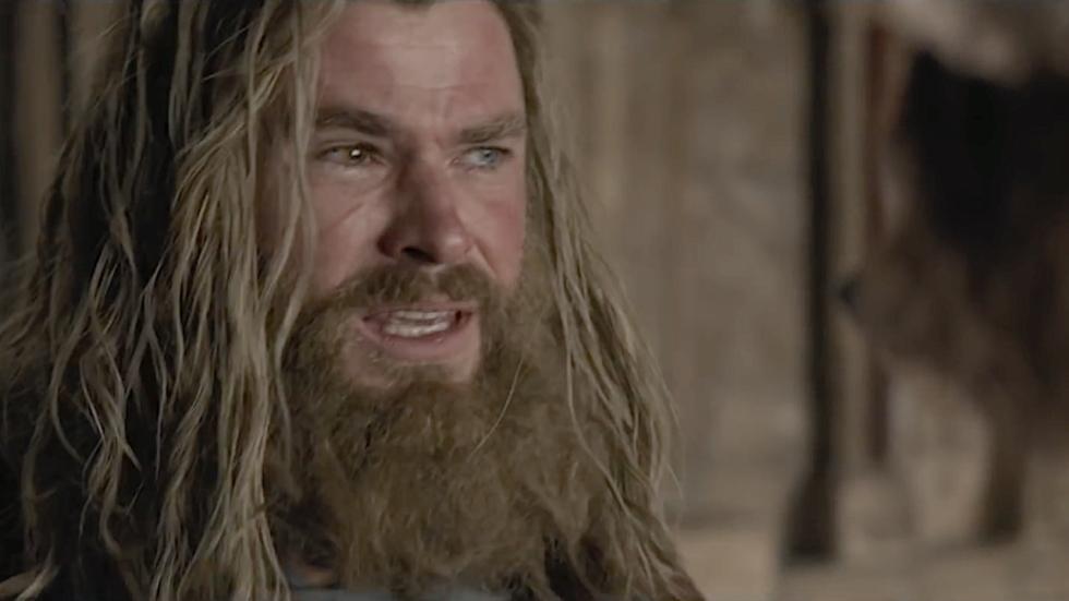 Verwijderde scène 'Avengers: Endgame' met Thor & Rocket