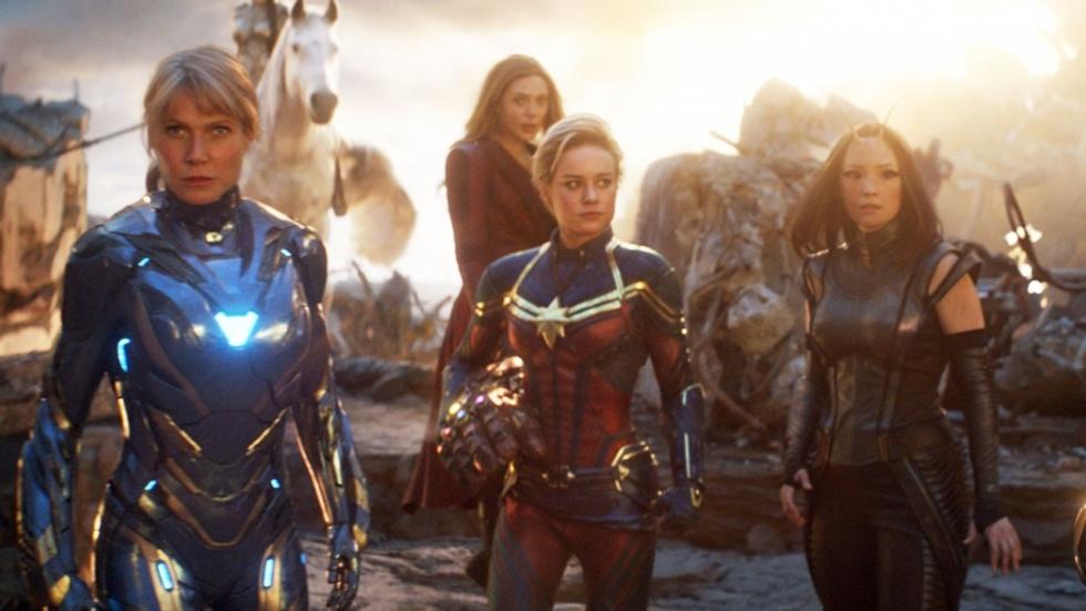 De 'Marvel Sisterhood' in strakke 'Avengers: Endgame' beelden!