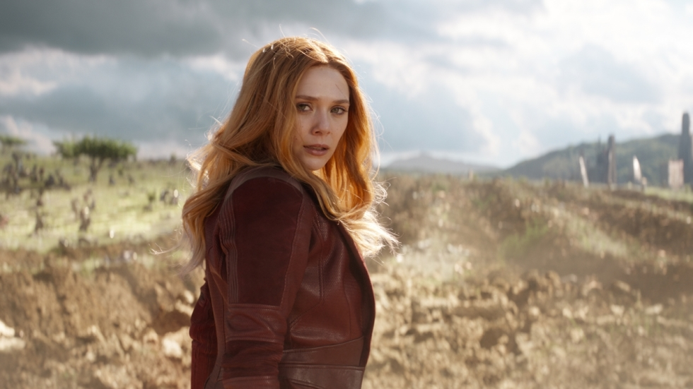 Scarlet Witch speelt rol in 'Doctor Strange in the Multiverse of Madness'