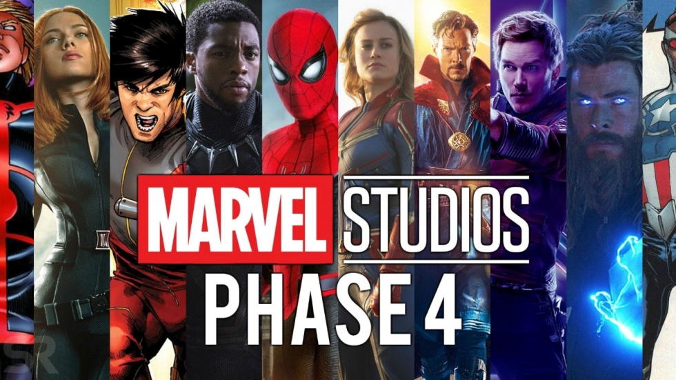 POLL: De tien aangekondigde Marvel-films in Phase 4!