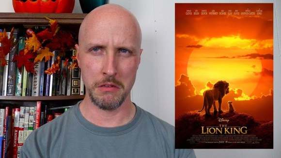 Channel Awesome - The lion king - doug reviews