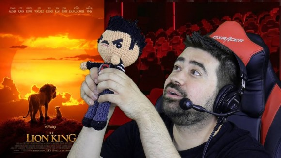 AngryJoeShow - The lion king angry movie review