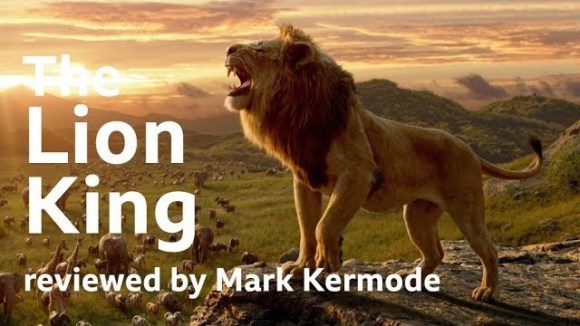 Kremode and Mayo - The lion king reviewed by mark kermode