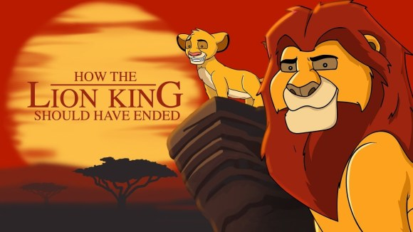 How It Should Have Ended - How the lion king should have ended