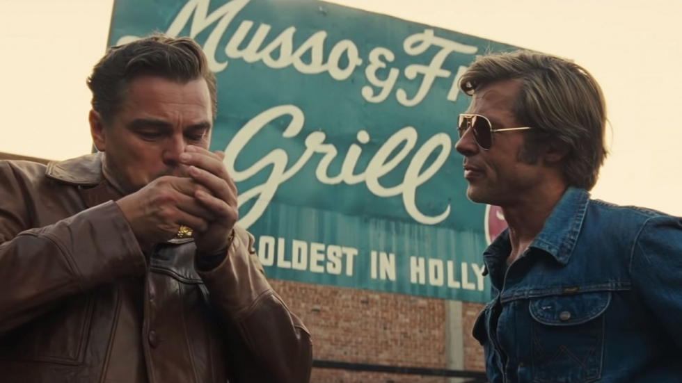 Quentin Tarantino wist niet of DiCaprio hoofdrol zou accepteren in 'Once Upon a Time in Hollywood'