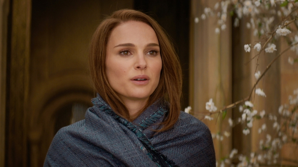 Officieel: Natalie Portman terug als Lady Thor in 'Thor 4'!