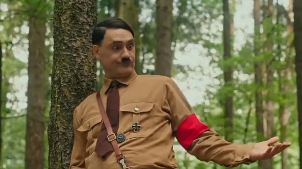 Trailer 'Jojo Rabbit': Hitler-komedie van 'Thor'-gekkie Taika Waititi!