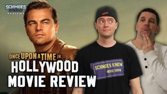 Schmoes Knows - Once upon a time in hollywood movie review