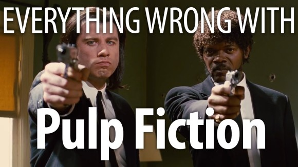 CinemaSins - Everything wrong with pulp fiction in 20 minutes or less