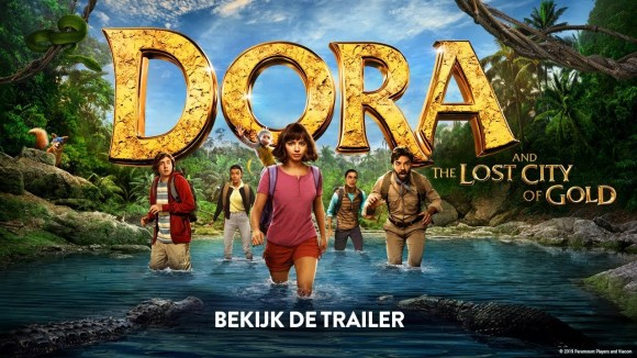 Dora the Explorer - official trailer