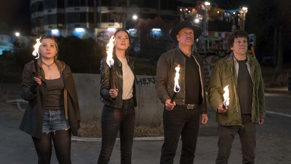 Iedereen is terug in gave trailer 'Zombieland: Double Tap'