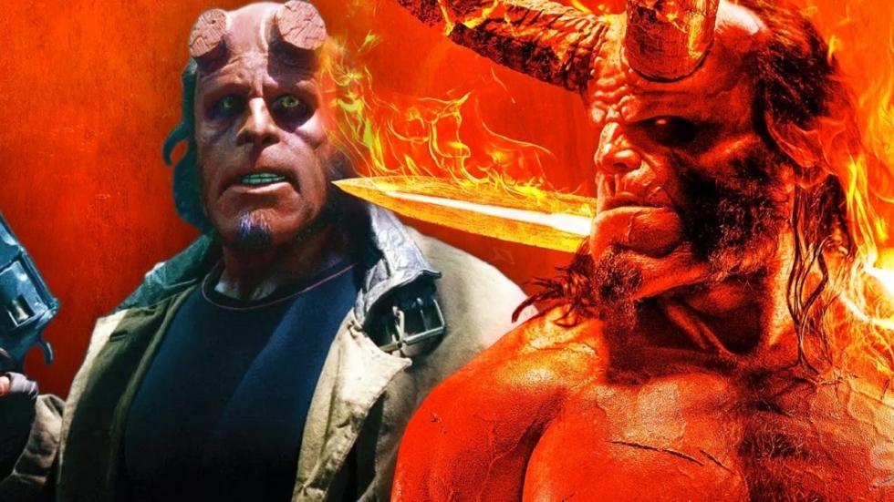 Waarom Mike Mignola weigerde 'Hellboy 3' te maken
