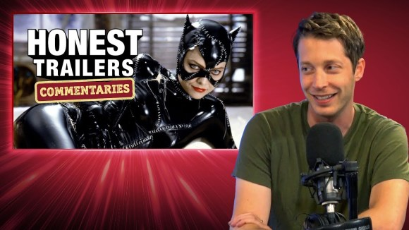 ScreenJunkies - Honest trailers commentary | batman returns