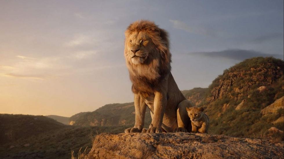 Jon Favreau bekent: er zit één echt shot in 'The Lion King'