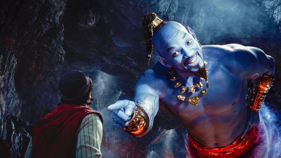 'Aladdin' de volgende film die 1 miljard dollar opbrengt
