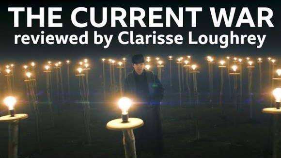 Kremode and Mayo - The current war reviewed by clarisse loughrey