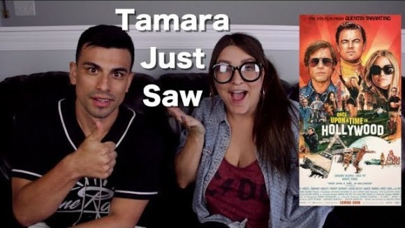 Channel Awesome - Once upon a time in hollywood - tamara just saw