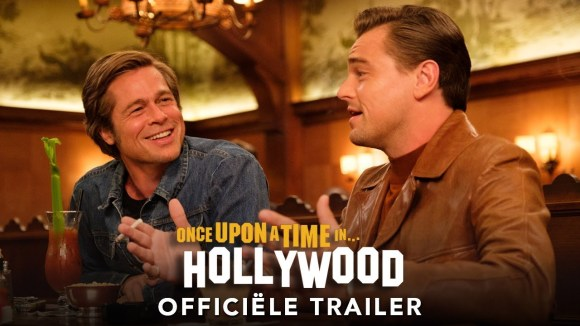 Once Upon a Time in Hollywood - teaser