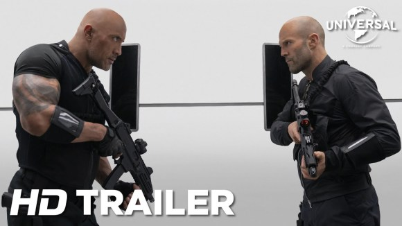 Hobbs and Shaw - official trailer