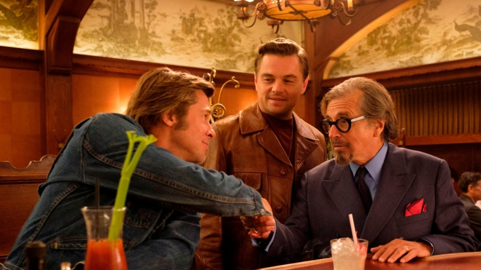Leonardo DiCaprio werd knettergek van zijn snor in 'Once Upon a Time in Hollywood'