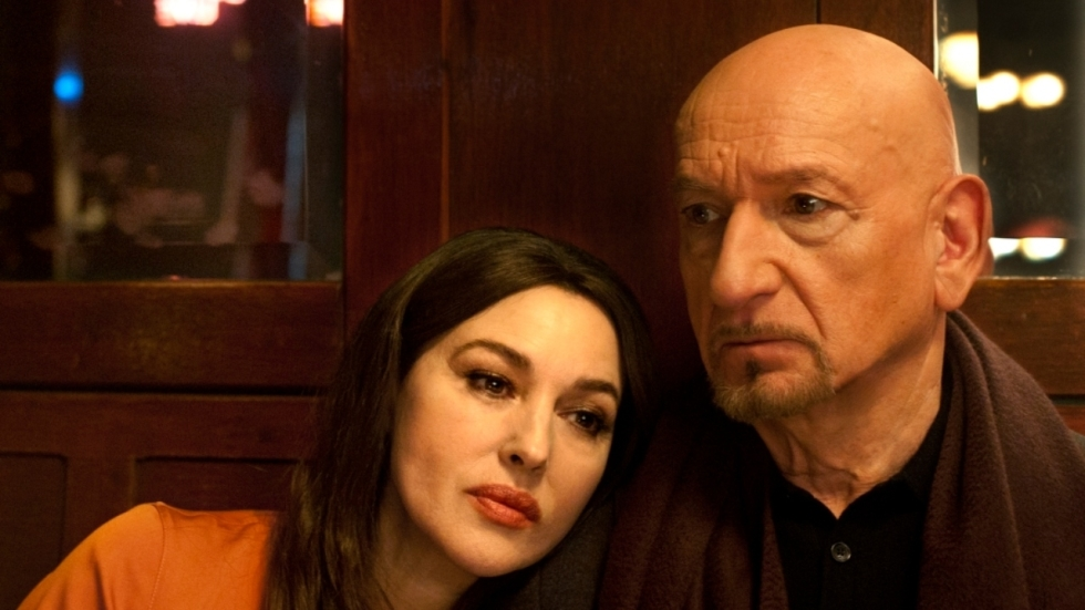 Trailer thriller 'Spider in the Web' met Ben Kingsley en Monica Bellucci