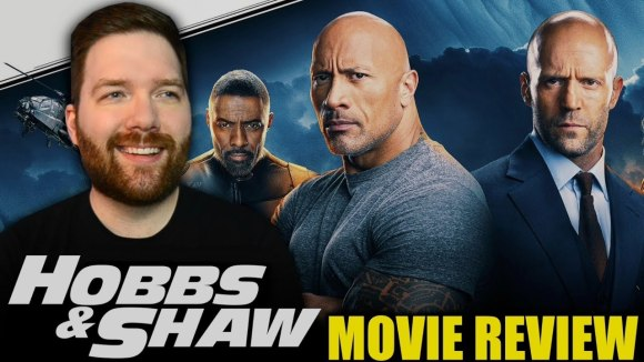 Chris Stuckmann - Hobbs & shaw - movie review