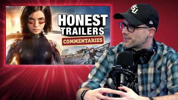 ScreenJunkies - Honest trailers commentary   alita: battle angel