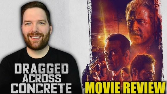 Chris Stuckmann - Dragged across concrete - movie review