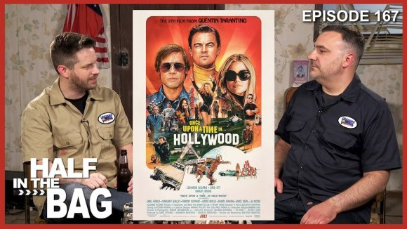 RedLetterMedia - Half in the bag: once upon a time in hollywood