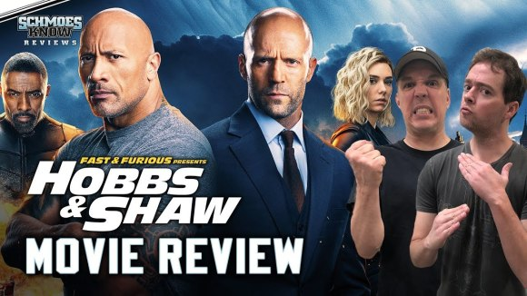 Schmoes Knows - Hobbs & shaw movie review