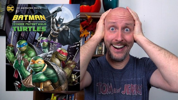 Channel Awesome - Batman vs. teenage mutant ninja turtles - doug reviews