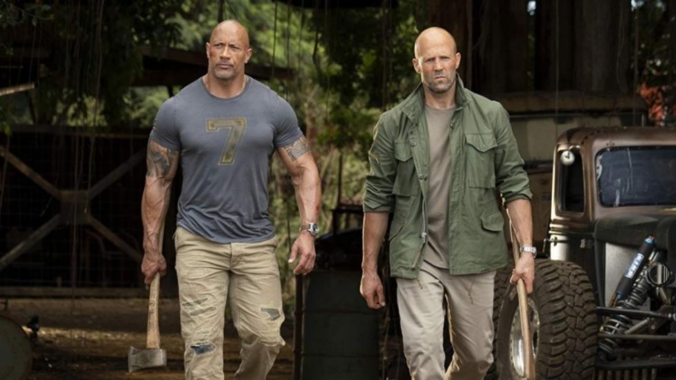 'Hobbs & Shaw' dient als lanceerplatform voor meer spin-offs