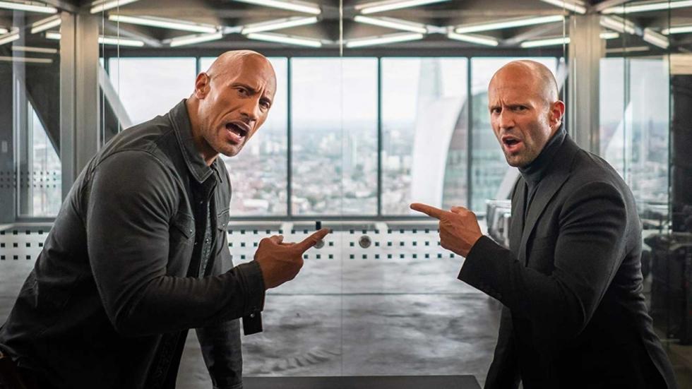 De idiote contracteisen van Dwayne Johnson, Jason Statham en Vin Diesel