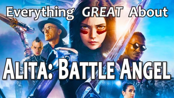 CinemaWins - Everything great about alita: battle angel!