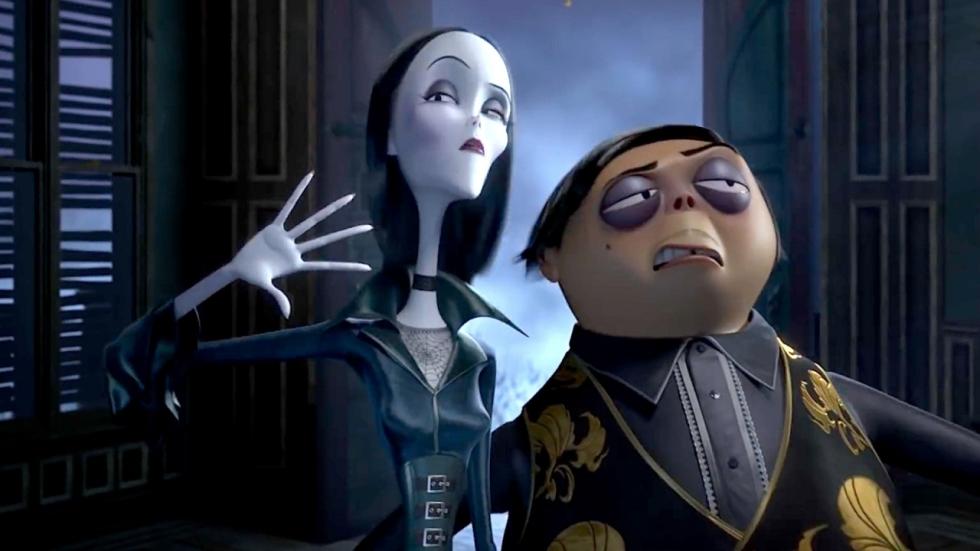 Eerste trailer nieuwe animatiefilmversie 'The Addams Family'!