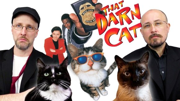 Channel Awesome - That darn cat (1997) - nostalgia critic
