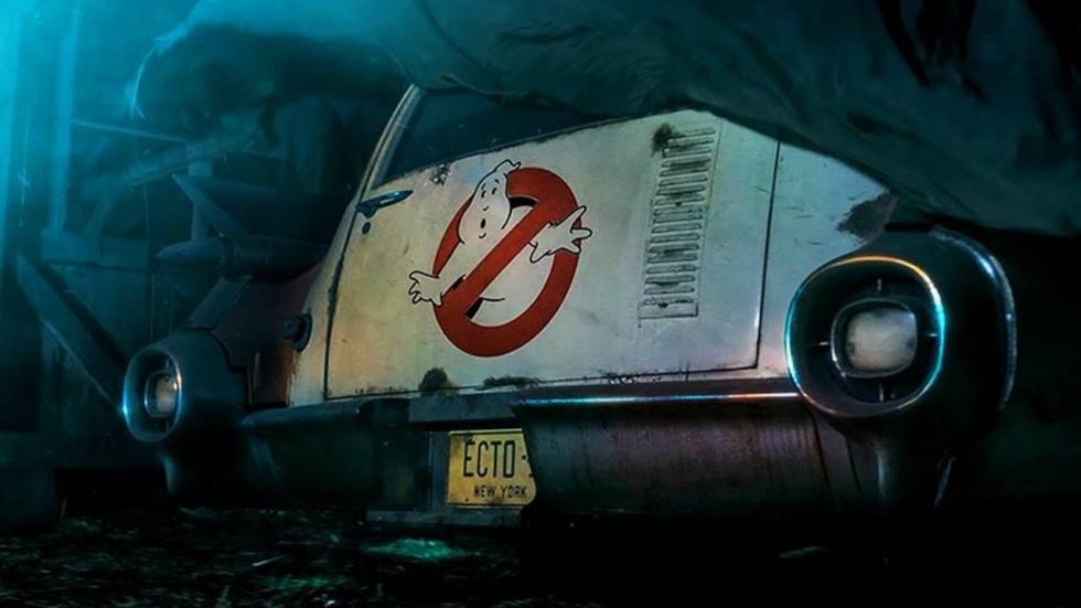 Nieuwe foto's 'Ghostbusters 2020' tonen Ecto-1 en Puft
