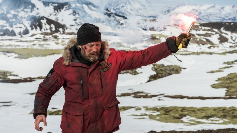 Blu-ray review 'Arctic' - IJzige overleving met Mads Mikkelsen!
