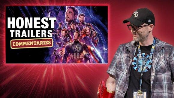 ScreenJunkies - Honest trailers commentary | avengers: endgame