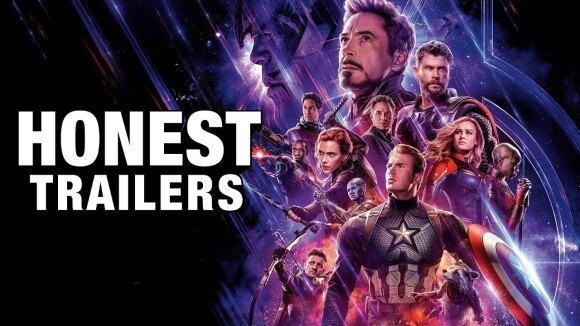 ScreenJunkies - Honest trailers | avengers: endgame
