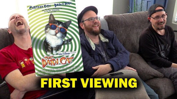 Channel Awesome - That darn cat - first viewing
