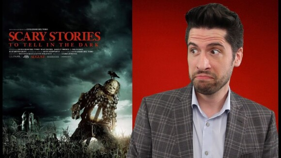 Jeremy Jahns - Scary stories to tell in the dark - movie review