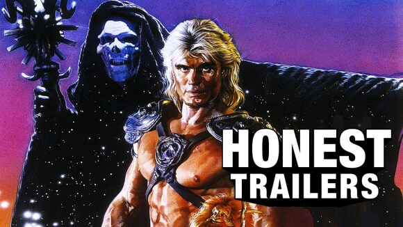 ScreenJunkies - Honest trailers   masters of the universe (1987)