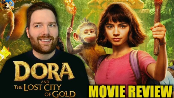 Chris Stuckmann - Dora and the lost city of gold - movie review
