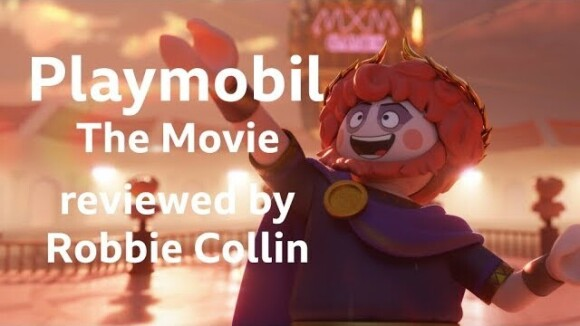 Kremode and Mayo - Playmobil the movie reviewed by robbie collin