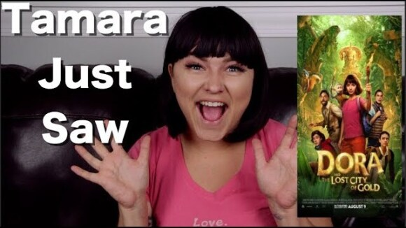 Channel Awesome - Dora and the lost city of gold - tamara just saw