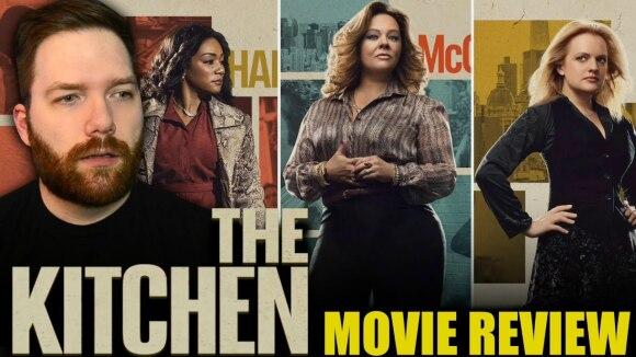 Chris Stuckmann - The kitchen - movie review