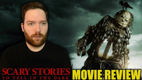 Chris Stuckmann - Scary stories to tell in the dark - movie review