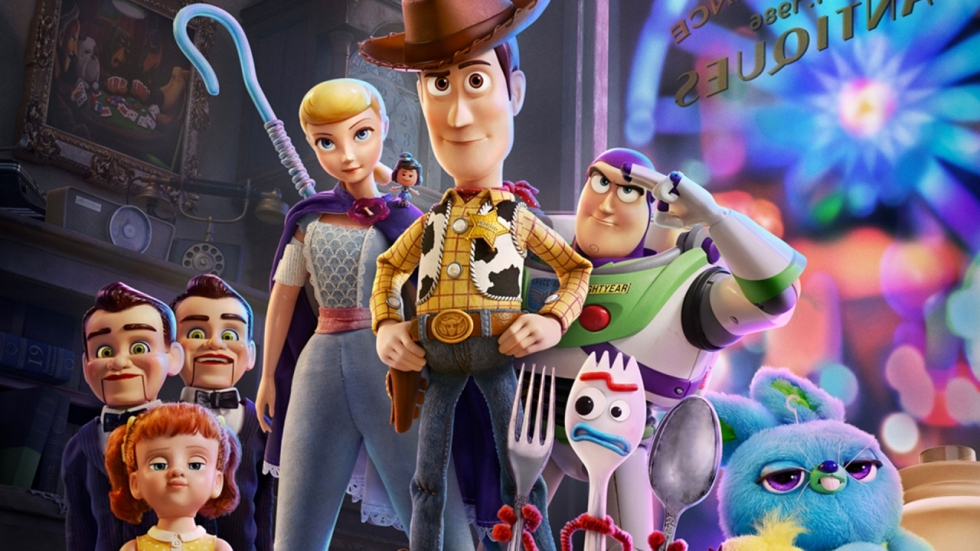 Disney's 'Toy Story 4' als zesde film in 2019 over het miljard
